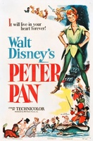 Peter Pan movie poster (1953) picture MOV_957bad38