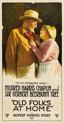 The Old Folks at Home movie poster (1916) poster MOV_957d6b99