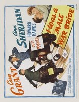 I Was a Male War Bride movie poster (1949) picture MOV_abd36448