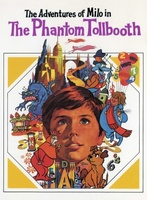 The Phantom Tollbooth movie poster (1970) picture MOV_958d8a7e