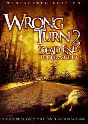 Wrong Turn 2 movie poster (2007) poster MOV_958ee910