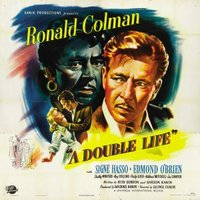 A Double Life movie poster (1947) picture MOV_9594ca35