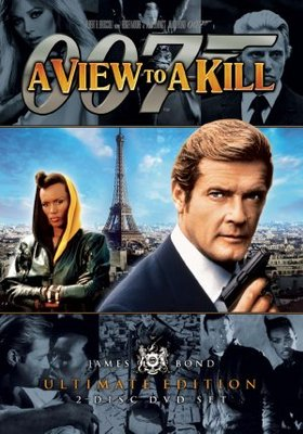 A View To A Kill movie poster (1985) poster MOV_95956076