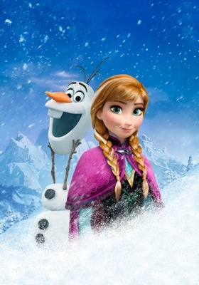 Frozen movie poster (2013) poster MOV_9596c31f