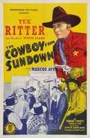 The Cowboy from Sundown movie poster (1940) picture MOV_959c82da