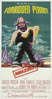 Forbidden Planet movie poster (1956) picture MOV_95a125b5