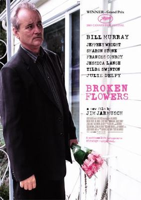 Broken Flowers movie poster (2005) poster MOV_95a61edd