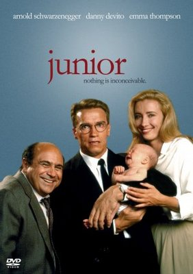 Junior movie poster (1994) poster MOV_95a7b868