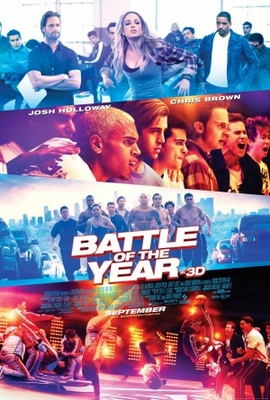 Battle of the Year: The Dream Team movie poster (2013) poster MOV_95a96afd