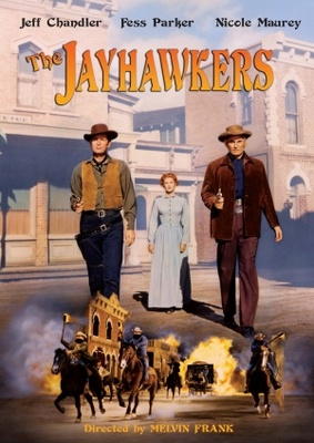 The Jayhawkers! movie poster (1959) poster MOV_95aa2d23