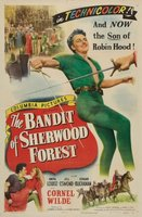 The Bandit of Sherwood Forest movie poster (1946) picture MOV_95af907a