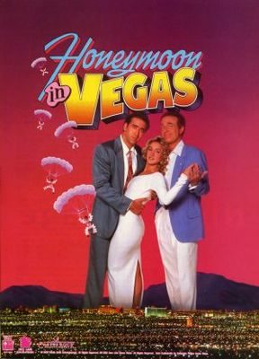 Honeymoon In Vegas movie poster (1992) poster MOV_95b51b49
