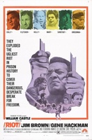 Riot movie poster (1969) picture MOV_95be0db3