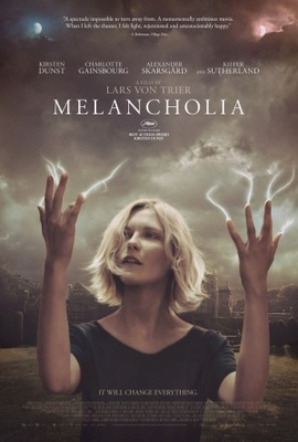 Melancholia movie poster (2011) poster MOV_95c3dcba