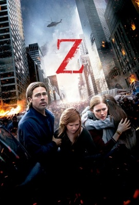 World War Z movie poster (2013) poster MOV_95cf6aa3
