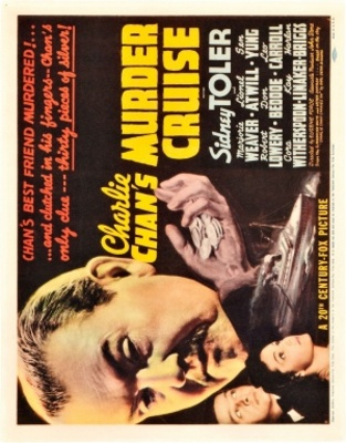 Charlie Chan's Murder Cruise movie poster (1940) poster MOV_95d1bd38
