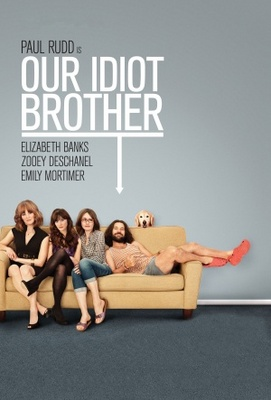 My Idiot Brother movie poster (2011) poster MOV_95d7acdd