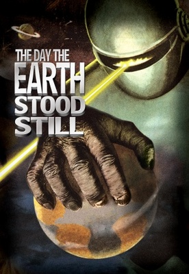 The Day the Earth Stood Still movie poster (1951) poster MOV_95e17141