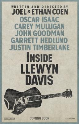 Inside Llewyn Davis movie poster (2013) poster MOV_95e32474