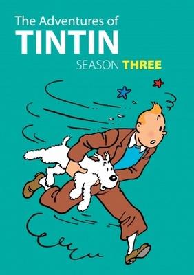Les aventures de Tintin movie poster (1991) poster MOV_95e7ba56