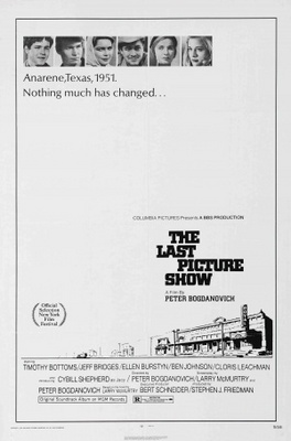 The Last Picture Show movie poster (1971) poster MOV_95ed10c3