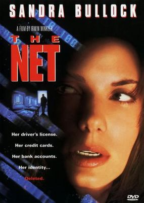 The Net movie poster (1995) poster MOV_95ed19c6