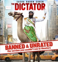 The Dictator movie poster (2012) picture MOV_95f11ee9