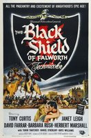 The Black Shield of Falworth movie poster (1954) picture MOV_09ee4dad