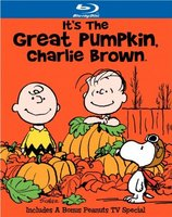 It's the Great Pumpkin, Charlie Brown movie poster (1966) picture MOV_95f58e4d