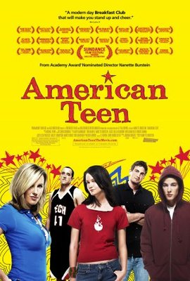 American Teen movie poster (2008) poster MOV_95f858d0
