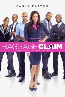 Baggage Claim movie poster (2013) poster MOV_95f8f267