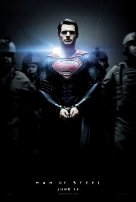 Man of Steel movie poster (2013) poster MOV_95f9ac74