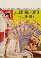 Dancing Lady movie poster (1933) picture MOV_95fb4918