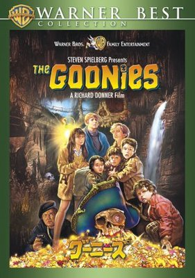 The Goonies movie poster (1985) poster MOV_95fbb315