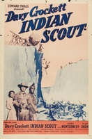 Davy Crockett, Indian Scout movie poster (1950) picture MOV_96023623