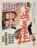 Britannia Mews movie poster (1949) picture MOV_9607c14b