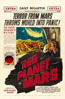 Red Planet Mars movie poster (1952) picture MOV_9609175d