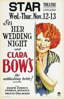 Her Wedding Night movie poster (1930) picture MOV_960e4194