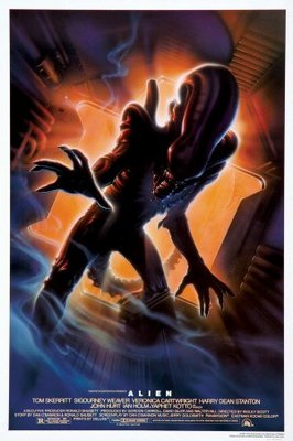 Alien movie poster (1979) poster MOV_9611d028