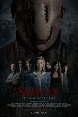 Smiley movie poster (2012) poster MOV_96137241