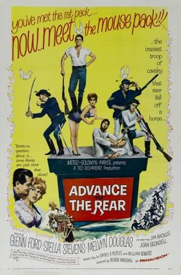 Advance to the Rear movie poster (1964) poster MOV_961b2f37