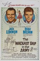 The Wackiest Ship in the Army movie poster (1960) picture MOV_961d458a