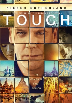 Touch movie poster (2012) poster MOV_96218a83