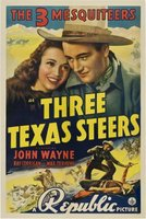 Three Texas Steers movie poster (1939) picture MOV_962ad0b5