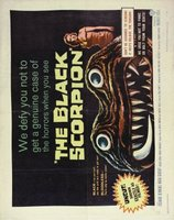 The Black Scorpion movie poster (1957) picture MOV_962af9b0