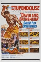 David and Bathsheba movie poster (1951) picture MOV_9631466c