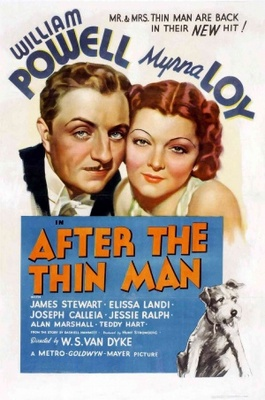 After the Thin Man movie poster (1936) poster MOV_963a71d0