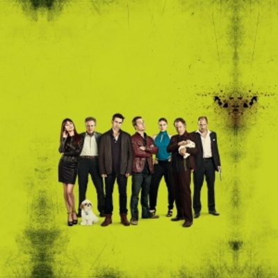 Seven Psychopaths movie poster (2012) poster MOV_963d93d3