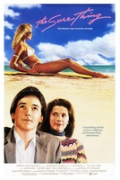 The Sure Thing movie poster (1985) picture MOV_963dfd51