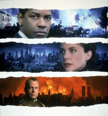 The Siege movie poster (1998) poster MOV_96423df8